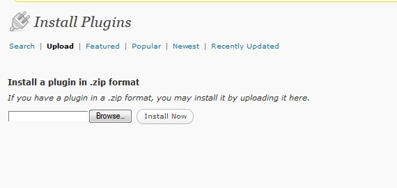 install and manage WordPress plugins